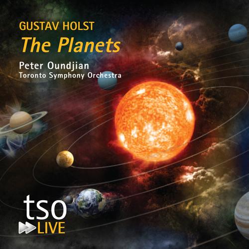 Gustav Holst: The Planets: Neptune, The Mystic / Oundjian ...