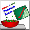 Popcorn Blues (Animation!) - Milana and Arty