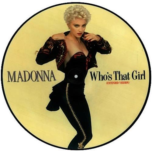Madonna-Dat Girl (Who's That VinylAddicted Rework) (Free & Mastered 24bit Wav!!!) (Read Text)