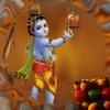 Mesmerising Little Krishna