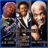 Johnnie Taylor - Soul Heaven {DJ ERV DAT BEAT MIX)
