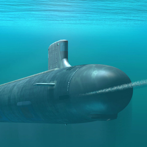 Submarine War [Free/Libre music]
