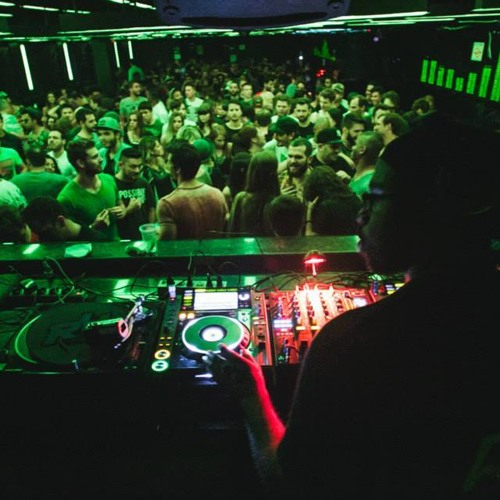 Fred P Brazil Tour By TROOP @ Mothership, D - Edge (Sao Paulo)