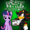 Shadow the Hedgehog vs Twilight Sparkle 2 - ERB Season 3 Parody #2