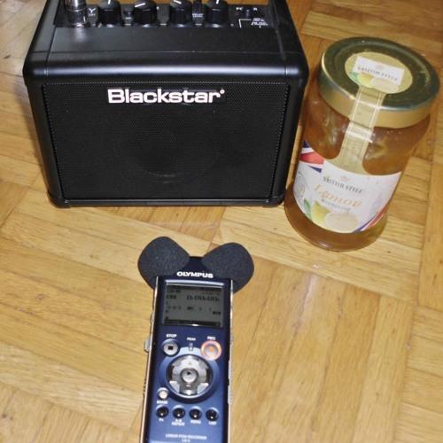 Fly - Mini Guitar Amp Demo