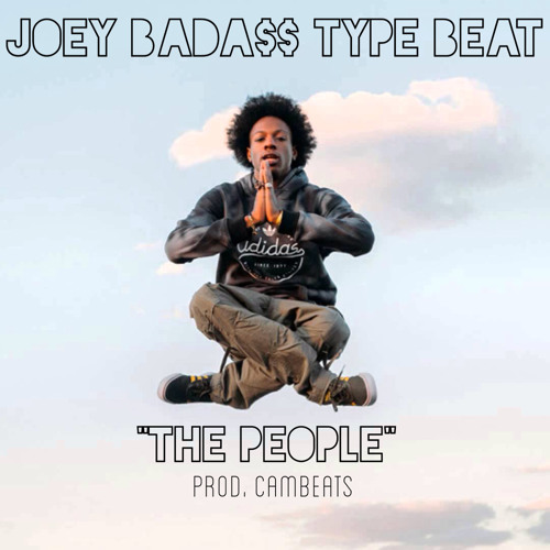 "Joey Badass Type Beat ""The People"" (Prod. CamBeats)"