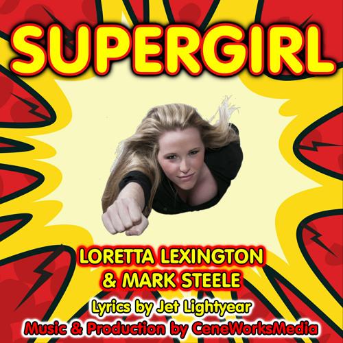 15 Supergirl - Loretta Lexington & Mark Steele