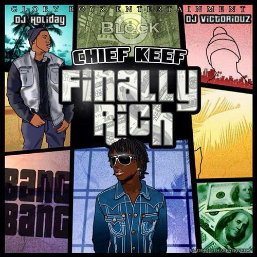 Cheif keef earned it wii remix at Lamar137