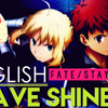 [FateStayNight] Brave Shine (English Cover By Sapphire) TV Size ver.