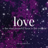 love is just a word