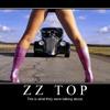 ZZ TOP - LA GRANGE - COVER