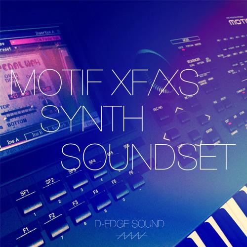 MOTIF XF/XS Synth Soundset (free)