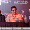 Interview with Wasim Akram at the #MCL2020 Press Conference.
