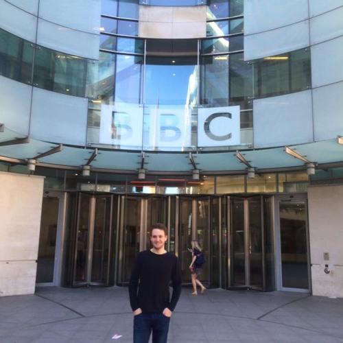 Daniel Britton Dyslexia BBC Radio 5 Live 07.06.2015