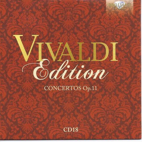 VIVALDI EDITION - 6 CONCERTOS OP.11