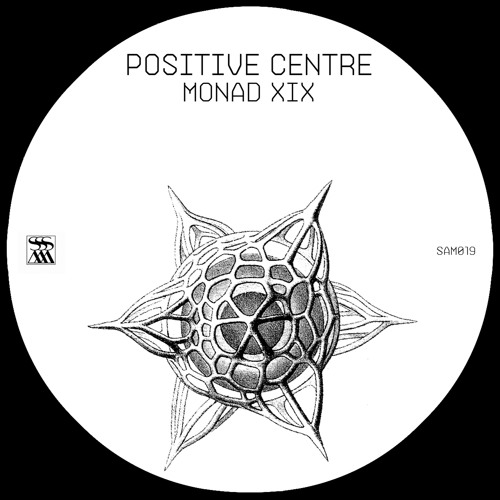 Positive Centre 'Monad XIX' [SAM019]