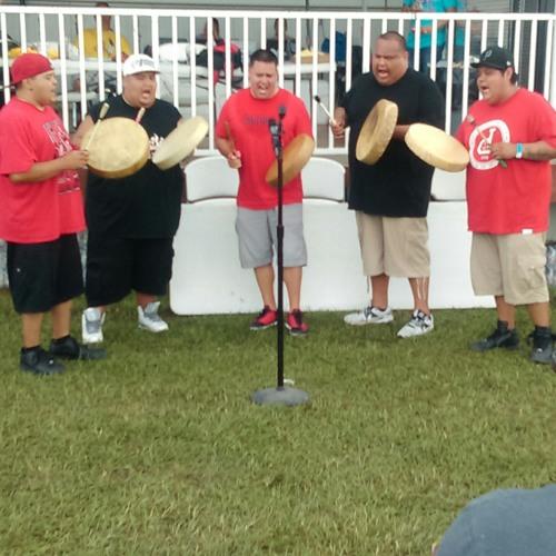Midnite Express - Mayetta Hand Drum contest finals at Mayetta , Kansas