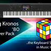 80's Cover Pack - Korg Kronos / X / 2 ( Synthonia - Complete Cover Pack V2 )