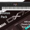 Korg Kronos DX Pack by S4K TEAM - FABIO PIRAS DX PACK KRONOS/KRONOS X