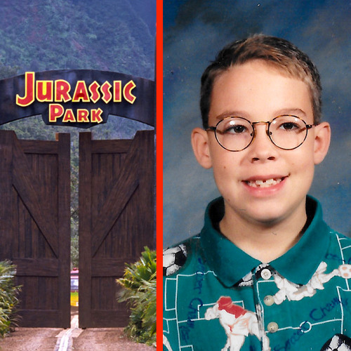18 Jordan: Jurassic Park Fan Fiction
