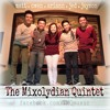 All I Want For Christmas Medley - The Mixolydian Quintet LIVE at 702DZAS