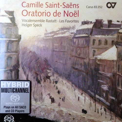 Saint-Saens Weihnachtsoratorium - Vocalensemble Rastatt - Holger Speck