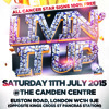 LIVING IT UP - Sat 11th July 2015 [Latest R&B, Hip Hop & Bashment Club Hits & Old Skool R&B]