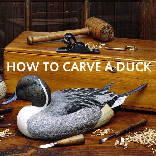 How to Carve A Duck - Free Audio Motivation & Learning Seminar