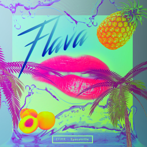ELFM033 - Spacetrilla - FLAVA EP