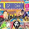 SONIDO FANTASMA CJ EL REO AUSENTE COL.RESURRECCION 2015 Portada del disco