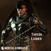 Takeda: Lasher