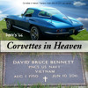 ♫ CORVETTES IN HEAVEN ♪♫ Jon Hanson, for David Bennett