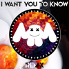 Zedd ft Selena Gomez- I WaNt yoU To KnOw (marshmello Remix)