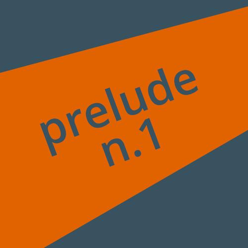 Prelude n.1 in C min