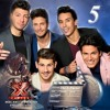MBC The X Factor - The Five - بغير عليها، Live While We're Young - العروض المباشرة