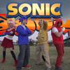 Sonic Boom - Sonic Theme (w- Lyrics) & Parkour - #SonicBoom