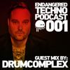 Endangered Techno Podcast - Episode 001 with Drumcomplex in the mix - 08.06.2015