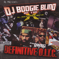 DJ Boogie Blind presents Definitive D.I.T.C