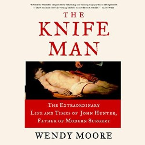 The Knife Man - Adult Non Fiction