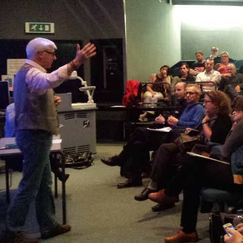 Thomas Docherty discusses the neoliberal transformation of Higher Education