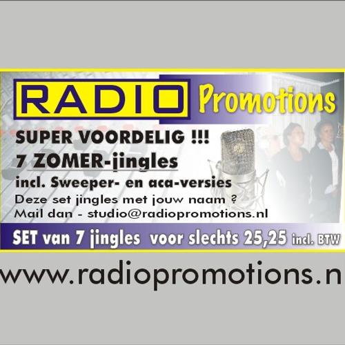 Demo Zomerjingles 7 - Piece 2015 RadioPromotions