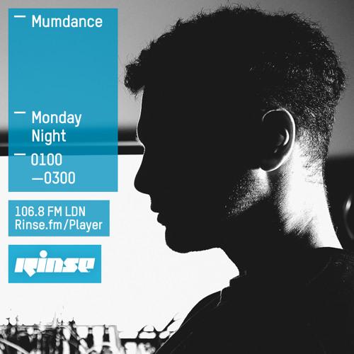 Rinse FM Podcast - Mumdance - 8th June 2015