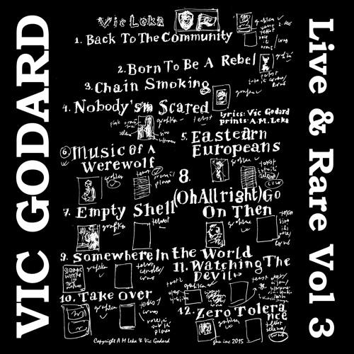 Vic Godard - ZERO TOLERANCE