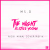 Dyo - The Night Is Still Young (Nicki Minaj Rework) Portada del disco