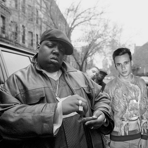 The Notorious B.I.G. x Flume