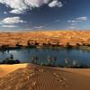 Gobi's Valley Oasis