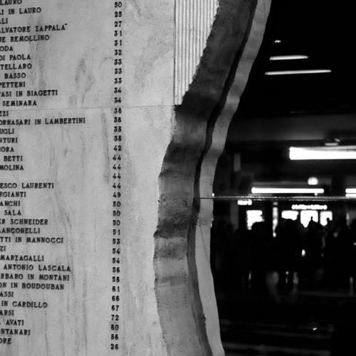2 agosto 1980 La memoria come un tesoro - 3^C Panzini 2015