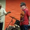 3 Blues I performed on the Drums at GrandstandStixxJamm @ The Corbin Bowl