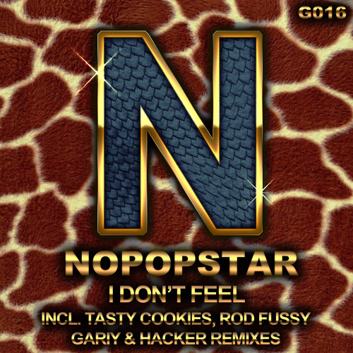 Nopopstar - I Don't Feel ft Virginia Slimm(Original Mix)