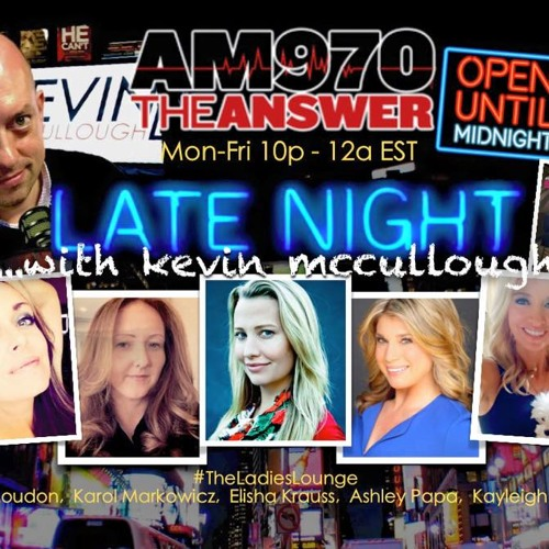 Late Night With Kevin McCullough